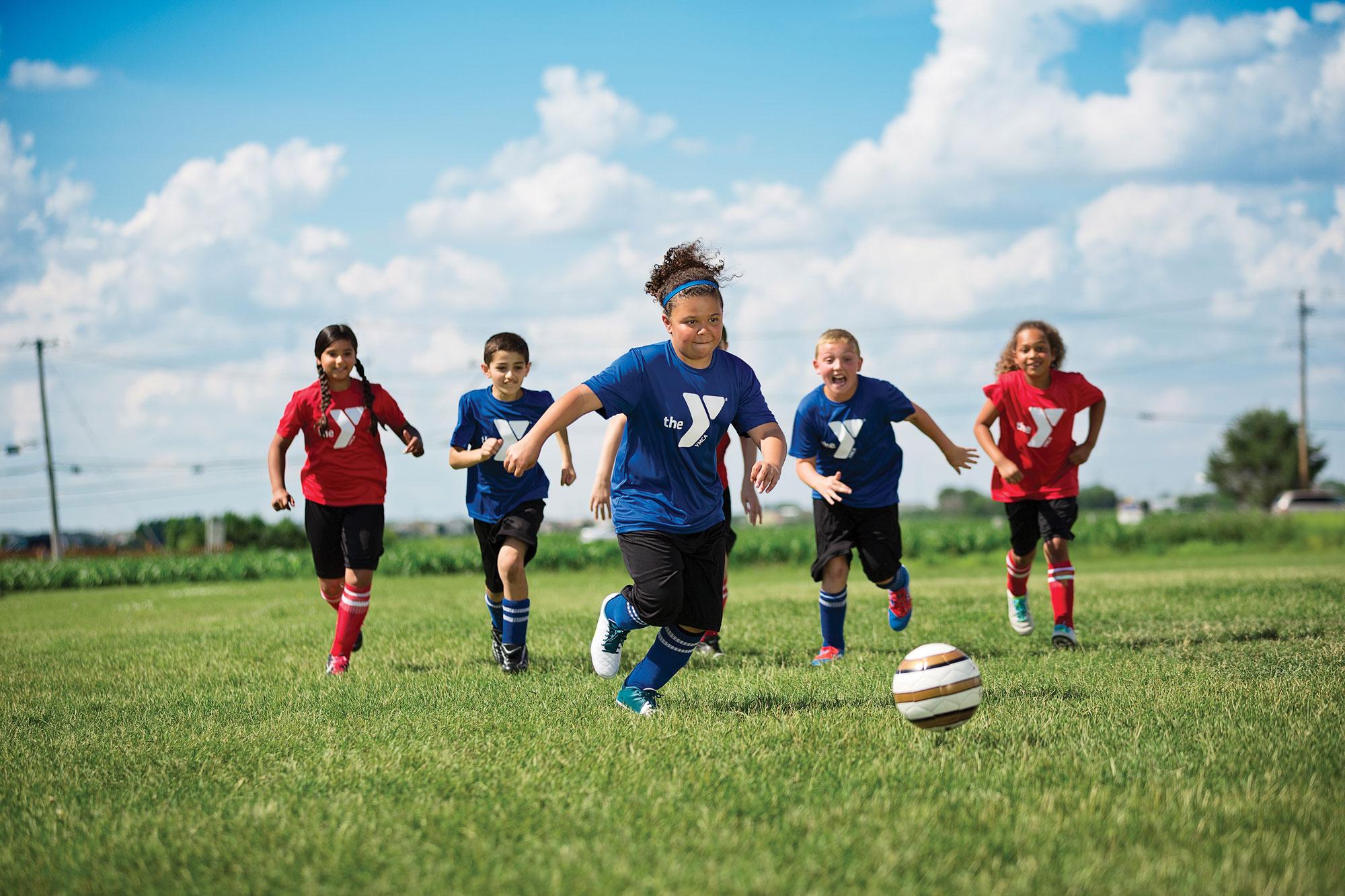 Soccer | YMCA OF GREATER WICHITA
