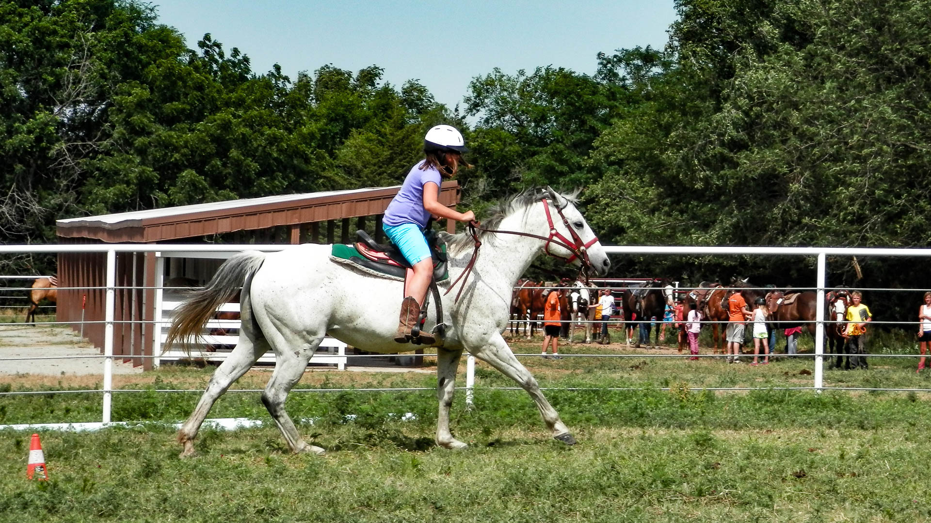 6f44503e80d Frontier Horse Camp