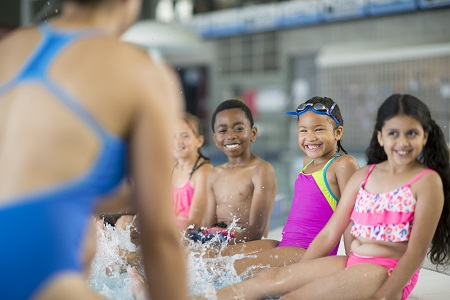 GREATER WICHITA YMCA | Programs | Swimming | Swim Lessons