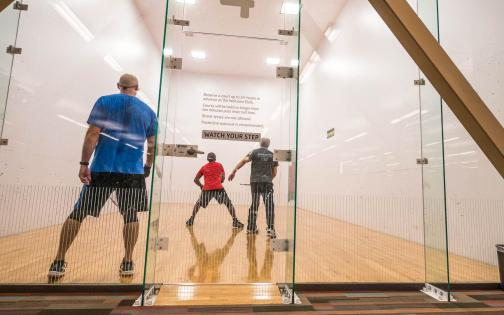 Downtown Racquetball
