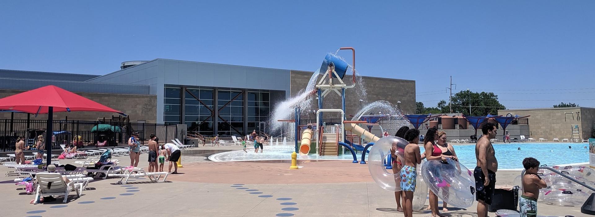GREATER WICHITA YMCA | Andover YMCA,1115 E US Highway 54